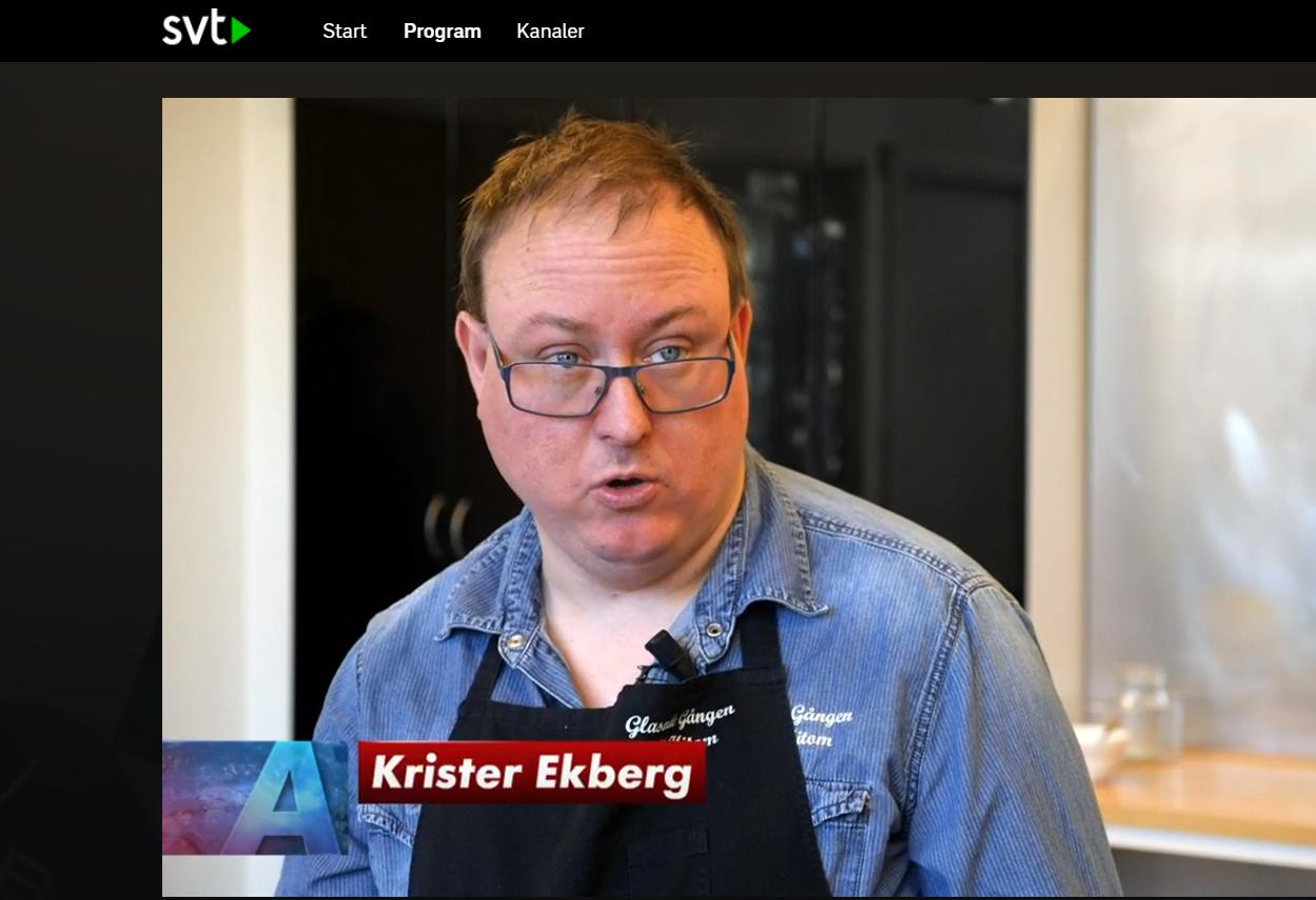 Krister Ekberg SVT nyheter 29 december 2019