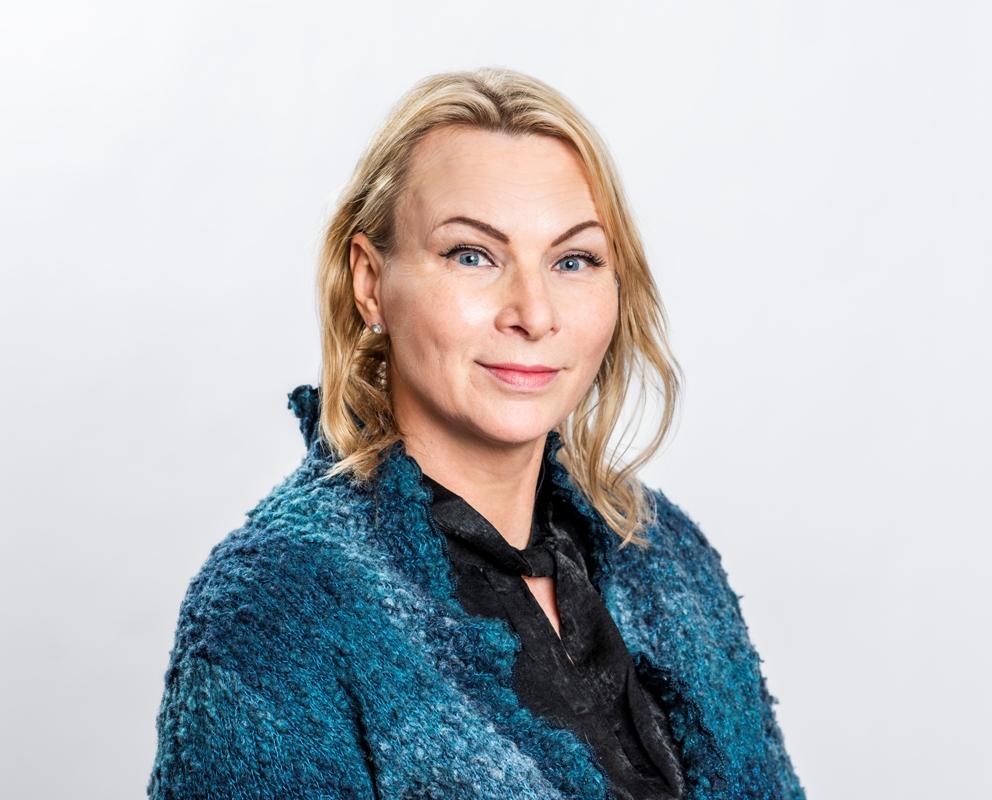 Nina Alander förbundsjurist Fotograf: Linnea Bengtsson