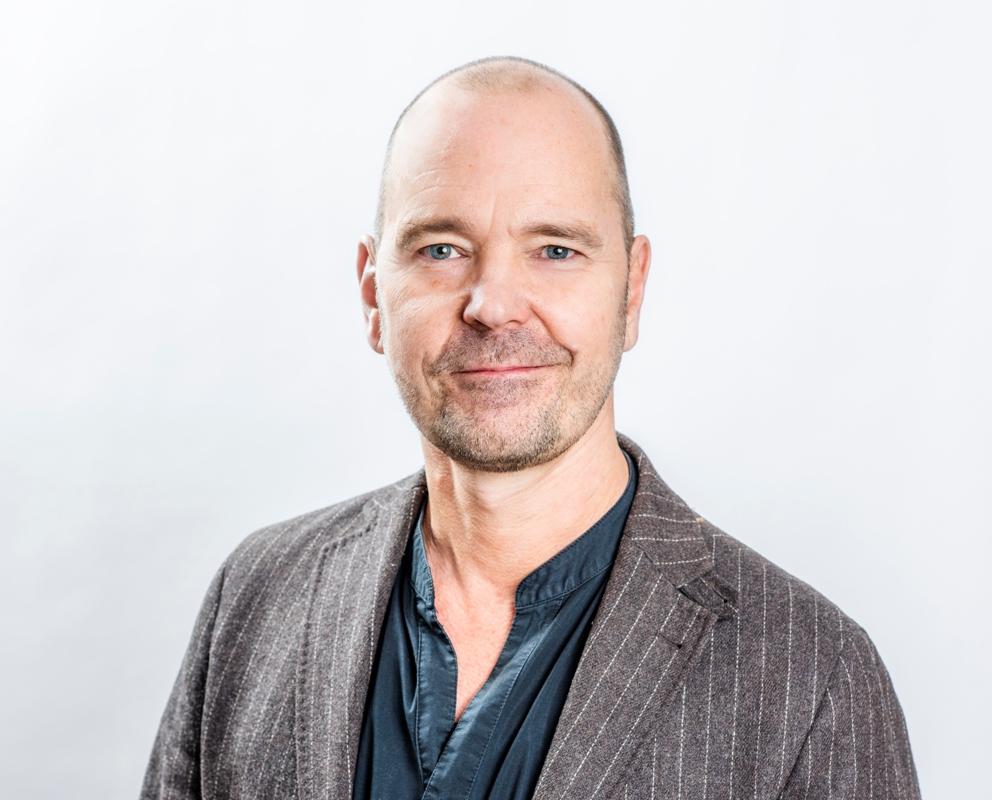 Robert Öberg, ombudsman skola och utbildning Foto: Linnea Bengtsson