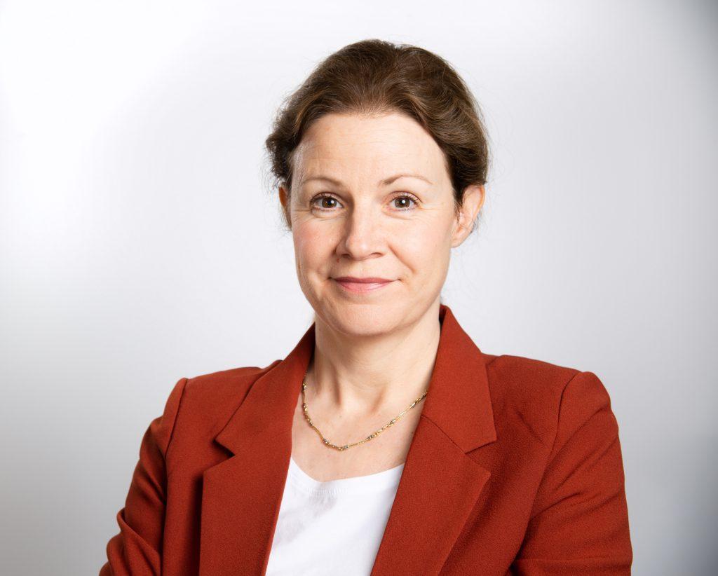 Förbundssekreterare Christina Heilborn Foto: Charlotte Rückl