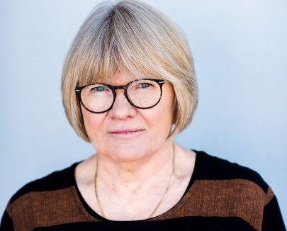 Elisabeth Wallenius ordförande Funktionsrätt Sverige