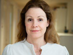 FUB:s förbundssekreterare Christina Heilborn Foto: Charlotte Rückl