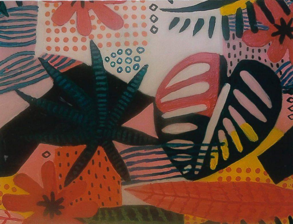 Tropiska skapelsen av Ida Gunnarsson