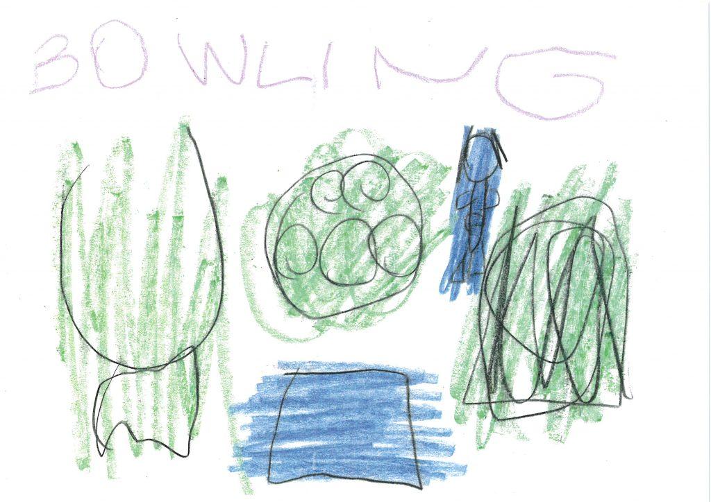 Min favoritsysselsättning bowling Av Elin Johansson