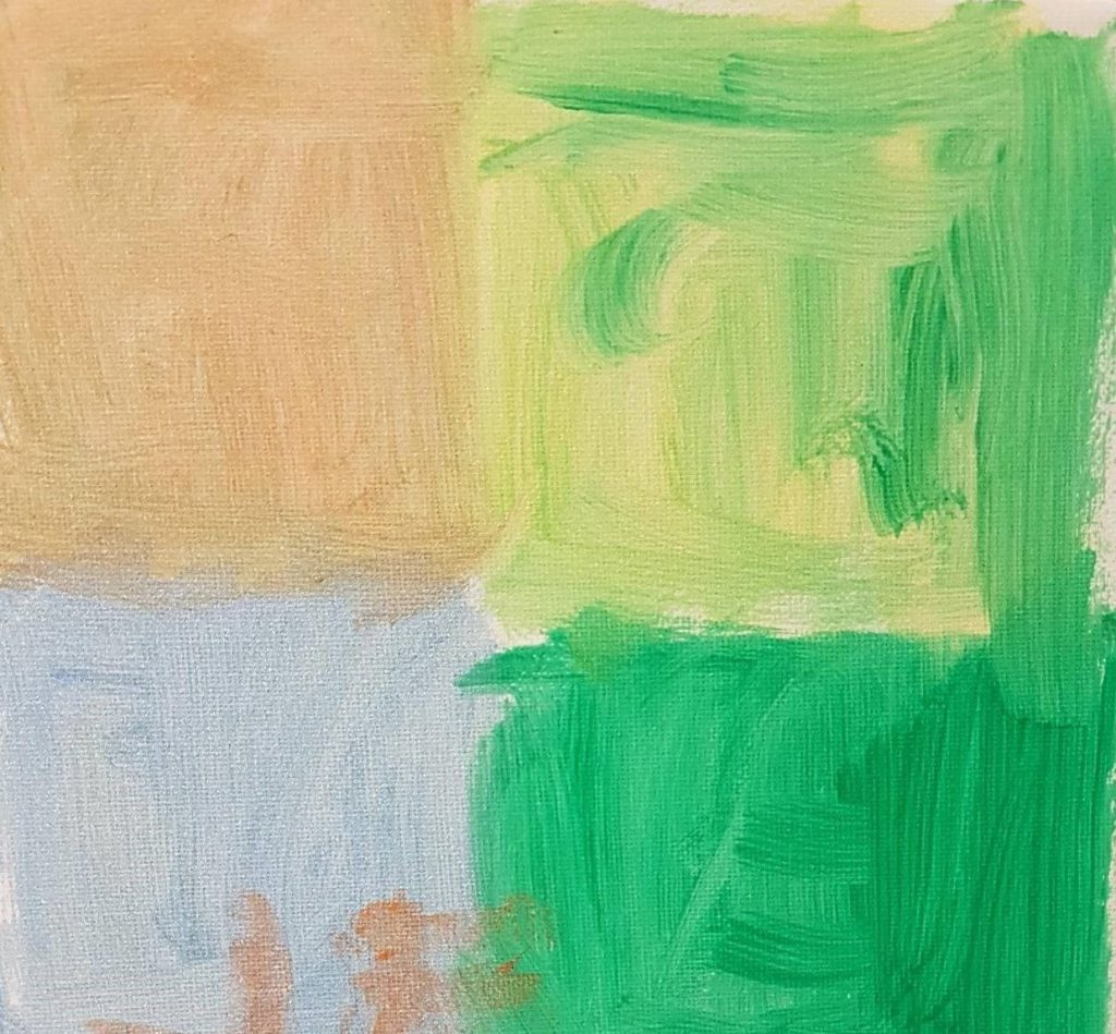 Gräs, himmel och sand Av Johanna Forsberg