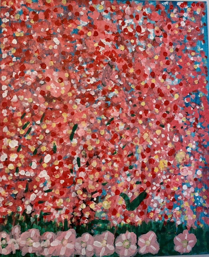 Körsbärsträdet Av Hanna Jonsson