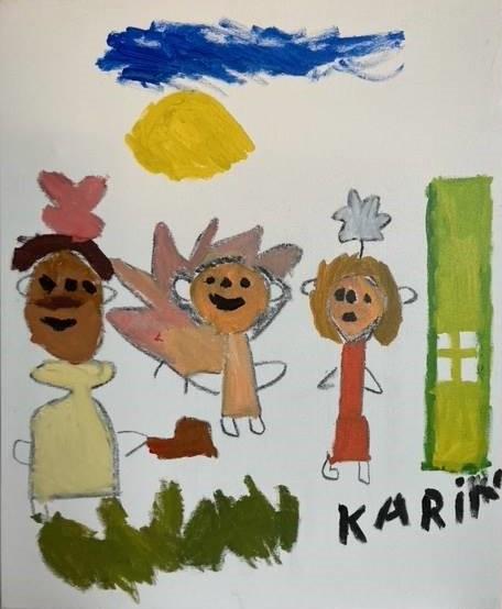 Lilla Greta av Karin Tesell