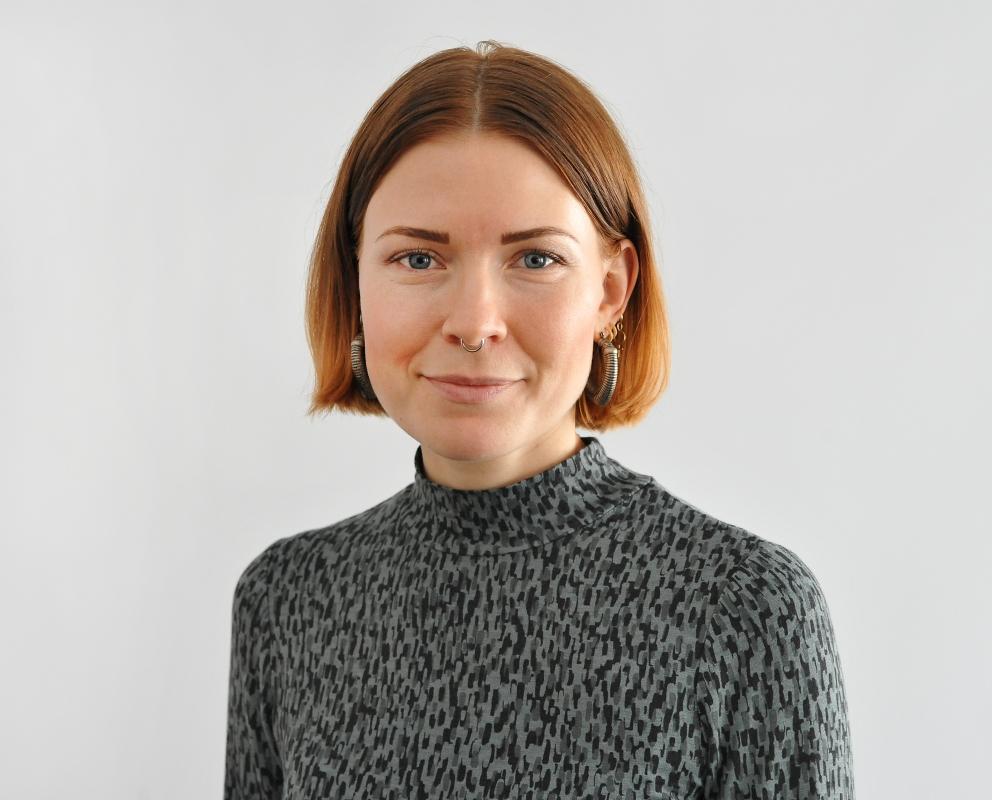 Anneli Utas, kommunikatör/koordinator i Arvfondsprojektet Mitt Vuxenliv plus samordnare för Inre Ringen Sverige