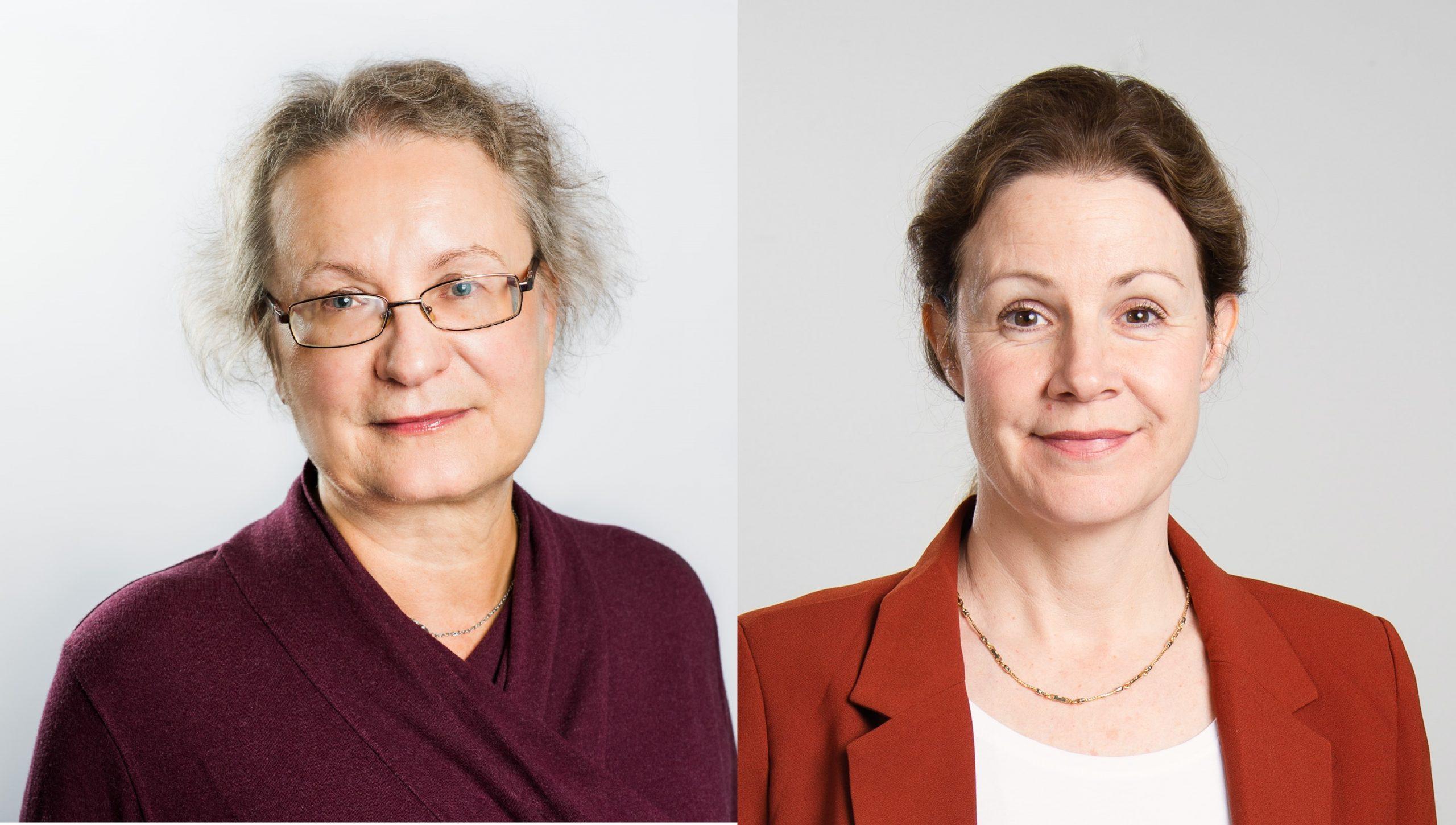 Eva Borgström Foto: Linnea Bengtsson och Christina Heilborn Foto: Charlotte Rückl