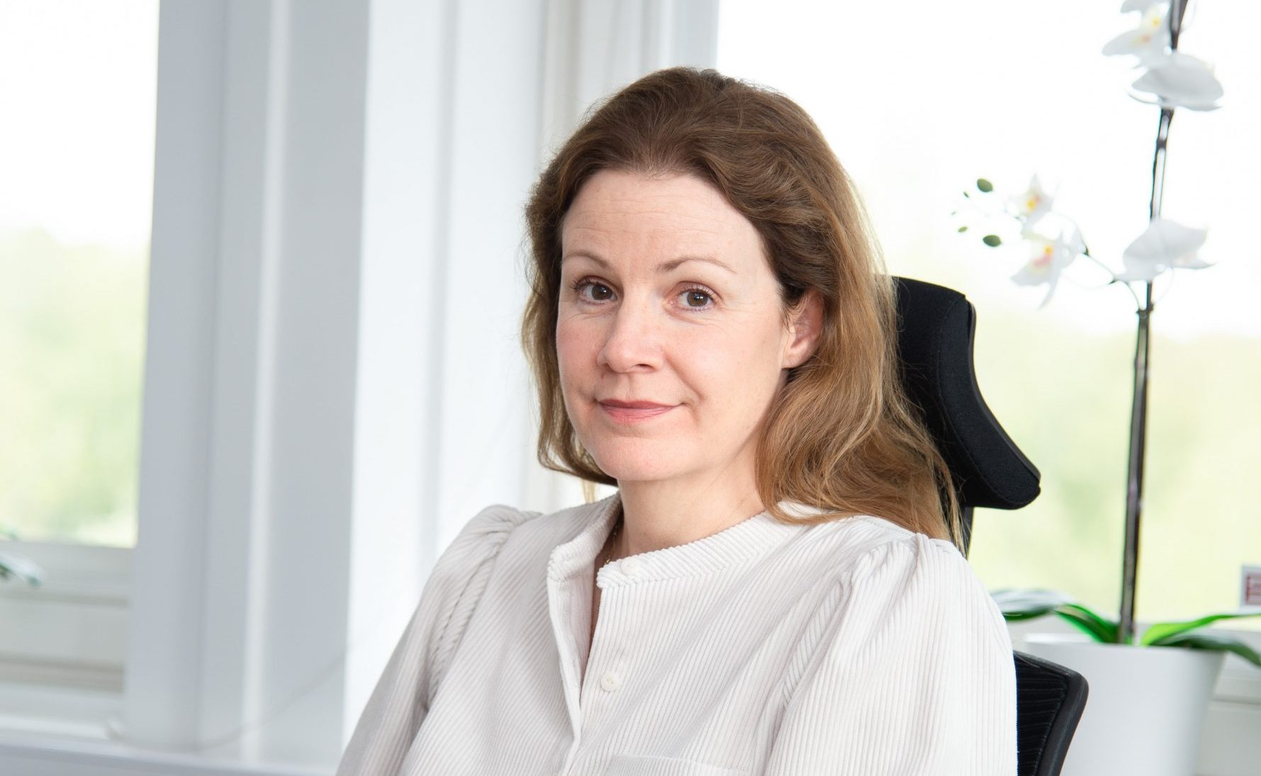 Christina Heilborn FUB:s förbundssekreterare